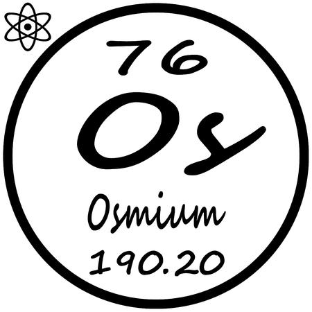 Periodic table of elements osmium royalty free cliparts vectors periodic table of elements osmium royalty free cliparts vectors and stock illustration image 53482649 urtaz Images
