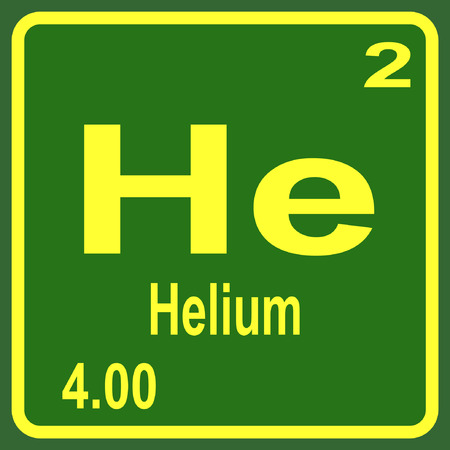 helium: Periodic Table of Elements - Helium