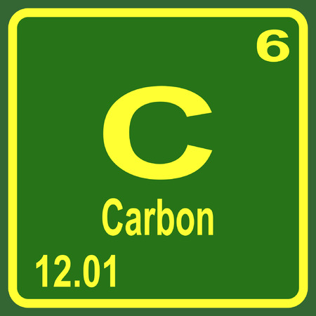 periodic: Periodic Table of Elements - Carbon