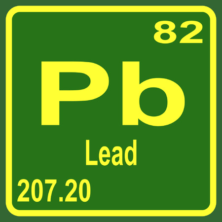 pb: Periodic Table of Elements - Lead