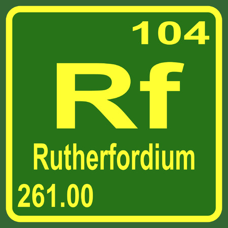Periodic table of elements magnesium royalty free cliparts 53898031 periodic table of elements rutherfordium urtaz Images