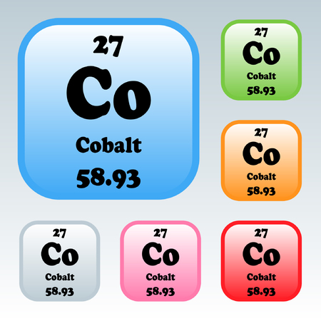 cobalt: The Periodic Table of the Elements Cobalt