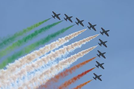 pilotage: Italian pilots in the sky