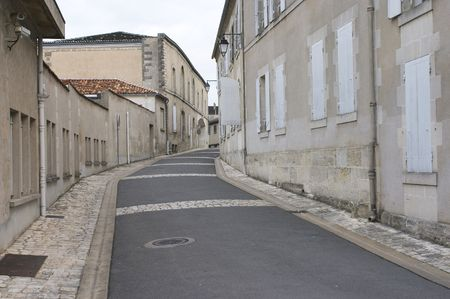 Streets of Cognac. 1. photo