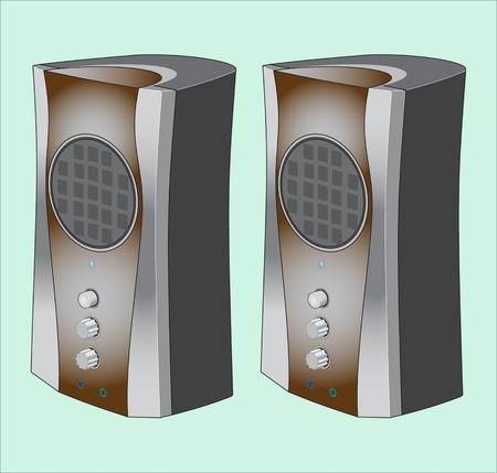loud: LOUD SPEAKER device for the increase of volume of sound