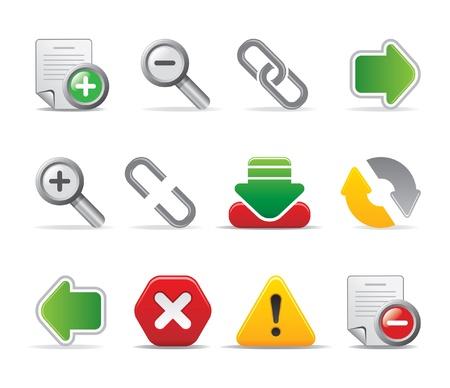 összekapcsol: honlap ikonok