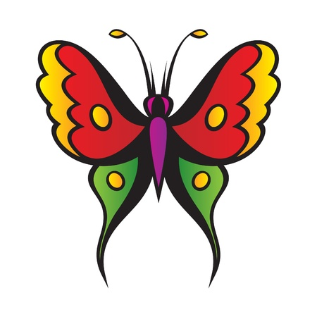 butterfly Stock Vector - 11206298