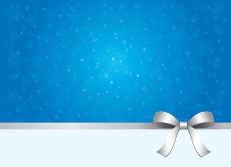 ���silver ribbon���: silver ribbon Illustration