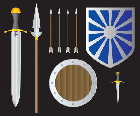 ancient warrior: weapons