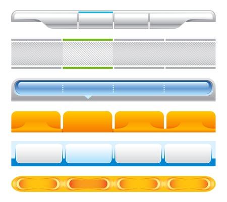 sidebar: web navigation templates 02