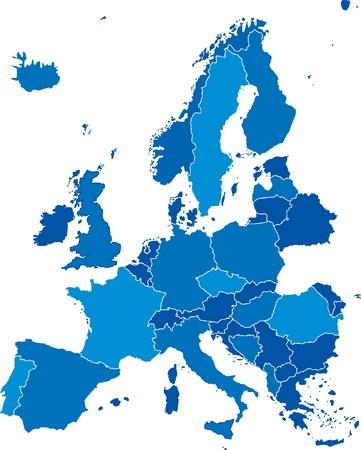 유럽: 유로파 카드