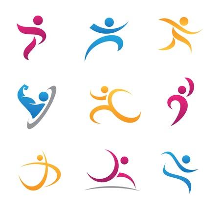 symbol sport: Sport-Symbol und Symbol