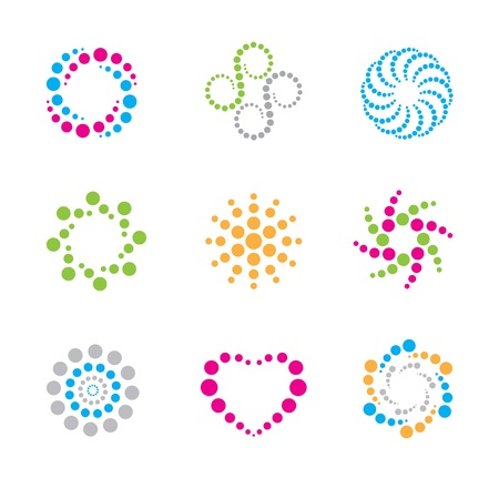 Circles  icons