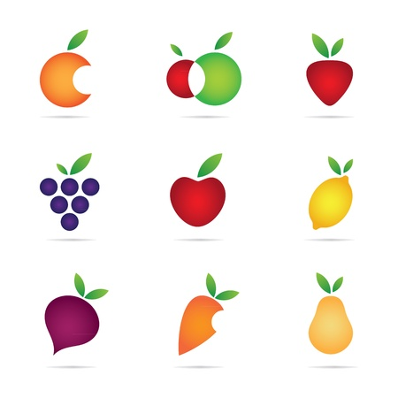 Fruit  icon Stock Vector - 20846749