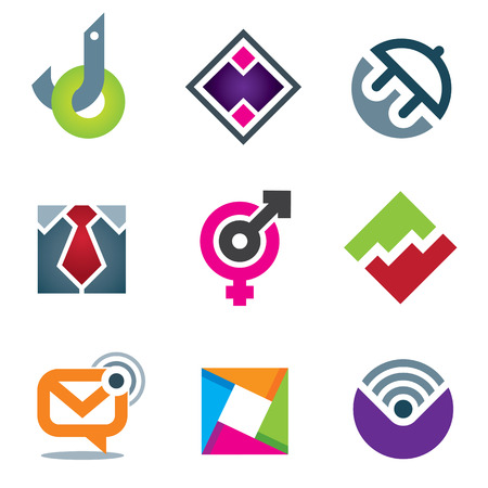 Marketing and business internet vector icon design Illustration