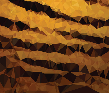 digital paint: Background modern texture triangle geometry tiger stripes dangerous
