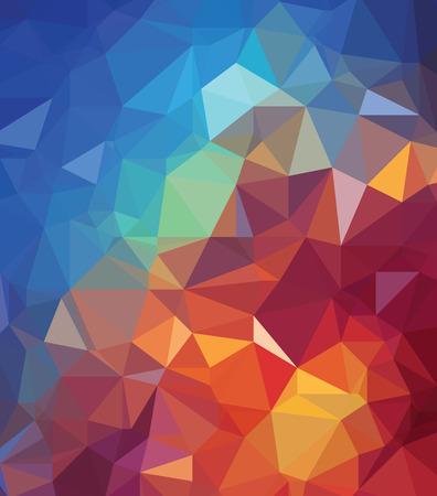 mértan: Háttér modern szerkezetű háromszög geometriájú univerzum létrehozása