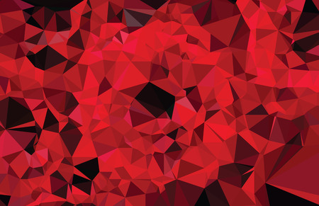 Background abstract triangle geometry pattern desert rose Vector