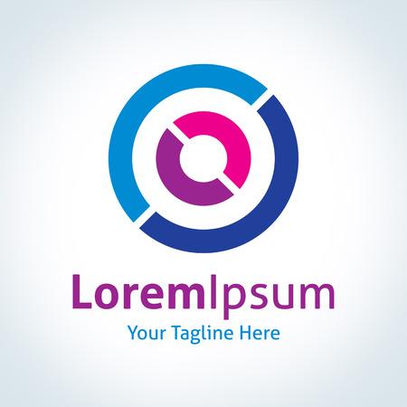 Núcleo de la tecnología cibernética logo icono futuro vector aplicación Logos