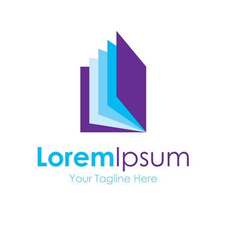 logo informatique: Ouvrir une nouvelle ic�ne du livre �l�ments simples