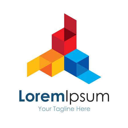 3 dozen basiskleuren nieuwe ideeën concept van elementen icon
