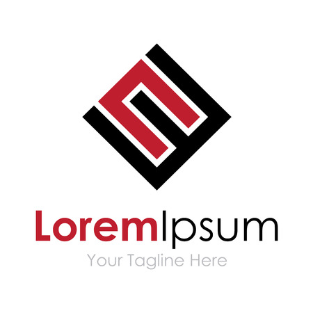 Business finance brand emblem pro concept elements icon logo