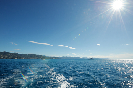 paysage marin: Spectaculaire marine italienne