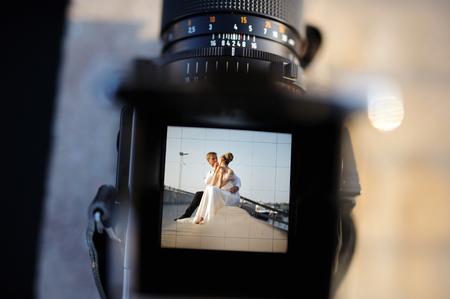 oldschool: Shooting a wedding with a vintage oldschool camera