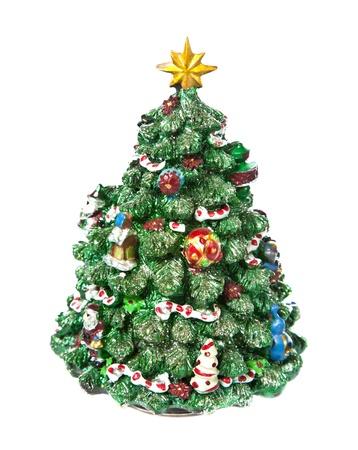 christmastree: Decorative christmas-tree