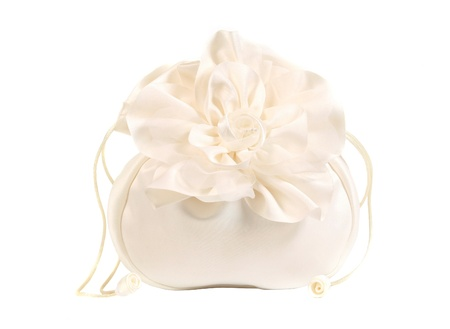 bride purse Stock Photo - 12234328