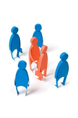 team leadership: Relations in business