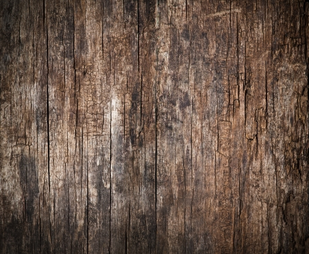 dark wood: Old, cracked wood background, high resolution