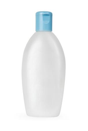 Blank bottle isolated on white Stock Photo - 17948135