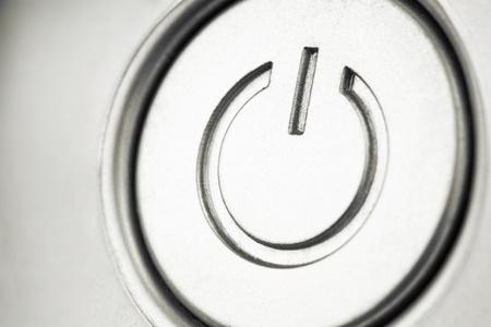 power off: Power button
