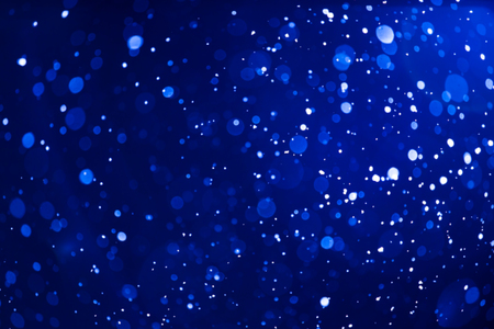 blizzards: Falling snow background