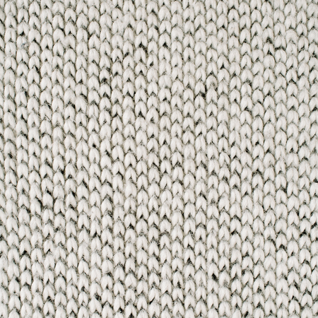 Knitted wool texture pattern.