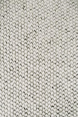Modello di trama di lana lavorata a maglia. Archivio Fotografico - 89934962