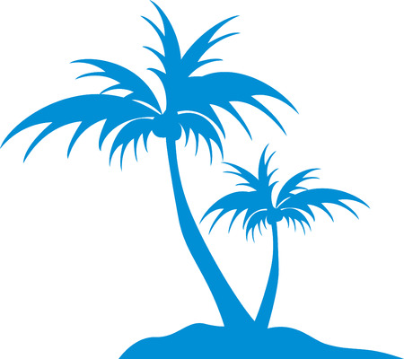 frond: palm
