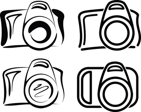 camera flash: cameras
