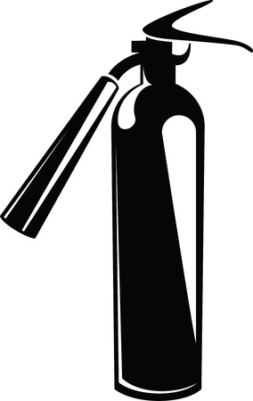 hazardous work: extinguisher