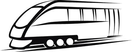 train Stock Vector - 7402194