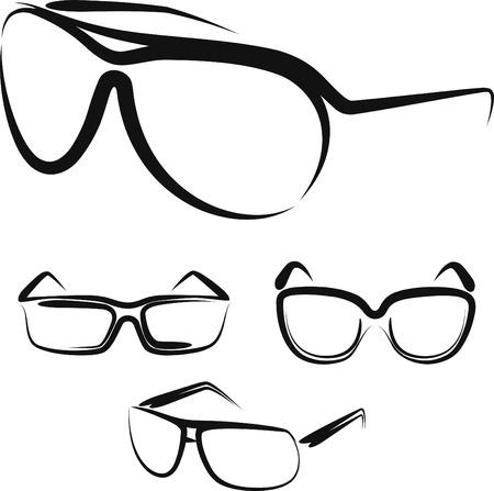 glasses Stock Vector - 7402228