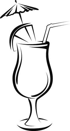 liqueur: cocktail