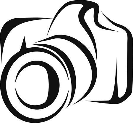 camera Stock Vector - 8395804