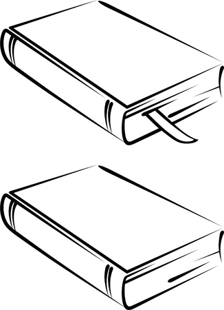 books Stock Vector - 9507443