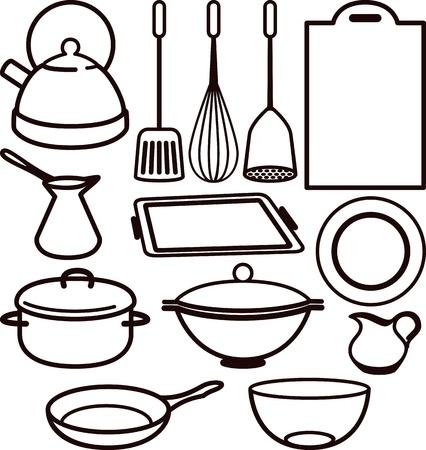 ustensiles de cuisine: ustensile de cuisine