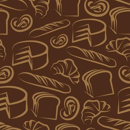 pasteles: Fondo transparente con elementos de horno