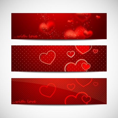 banners set Stock Vector - 18826189