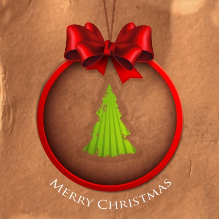 abstract christmas background Stock Vector - 18925293