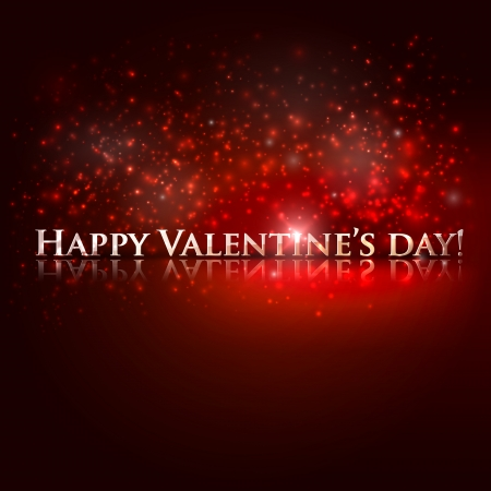 happy valentine's day  holiday background Stock Vector - 18925231
